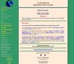 Université Laval – CEFAN – Jacques Leclerc (linguiste) – L'aménagement linguistique dans le monde