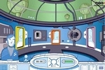 Centre des sciences de Montréal / CREO – 2K40 – Jeu interactif simulant la préparation d'une mission spatiale vers la planète Mars