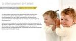 Centre collégial de développement de matériel didactique (CCDMD) / Cégep Édouard-Montpetit – Le développement de l'enfant
