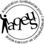 Association québécoise pour l'enseignement en univers social (AQEUS)