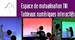 Réseau Départemental de Ressources Informatiques (RDRI) du Rhône – Espace de mutualisation TNI