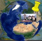 Voyages virtuels avec Google Earth