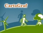 LEARN Québec / Service national du RÉCIT de l'univers social – CartoGraf – Application interactive de cartographie et de dessin