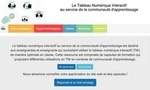 Centre de recherche et d'intervention sur la réussite scolaire (CRIRES) – Le tableau numérique interactif au service de la communauté d'apprentissage
