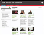 Centre collégial de développement de matériel didactique (CCDMD) / Cégep de Sainte-Foy – Intervention psychosociale, une démarche clinique