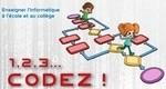 Fondation La main à la pâte – 1,2,3… codez !