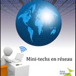 École en réseau (ÉER) – Les mini-techs en réseau