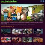 Académie de Besançon  / Association AJENA – Les énergivOres – Capsules vidéos d'éducation à la maîtrise de l'énergie