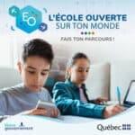Ministère de l'Éducation et de l'Enseignement supérieur (MEES) – Plateforme de l'École ouverte – Fais ton parcours!